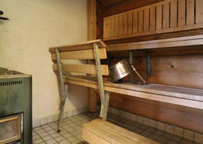 Kivipuro sauna